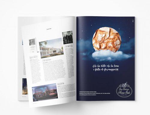Campagne pubblicitarie IN Magazine