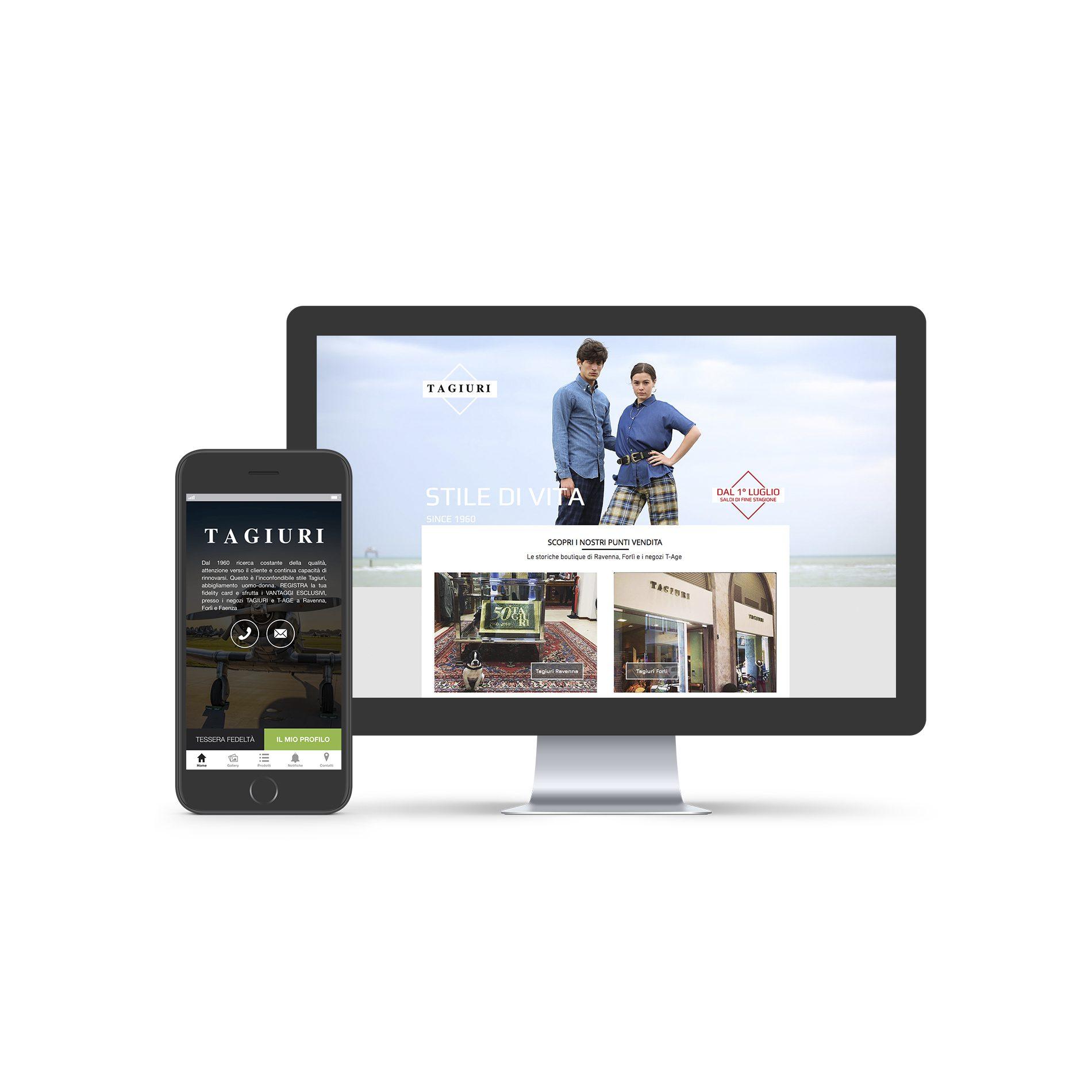 sito-web-tagiuri-e-mobile-app-tagiuri-store